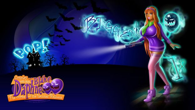 Cosplay with Skie: Daphne Blake (Wallpaper) by Skie-Maree