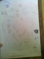 Mine And Lozzie's Doddles 2 by babadaisy96