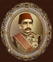 Sultan Abdulhamid Ii In His Principality Period by ugur274