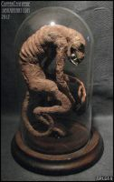Preserved Creature Specimen by CopperCentipede