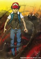 Ashes Ketchum by Captainfusion