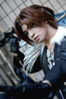 Squall Leonhart by kevin-oinky
