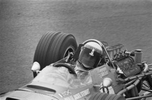 Jackie Stewart (Netherlands 1968) by F1-history
