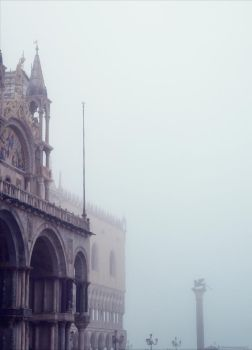 Foggy Venice V by Aenea-Jones