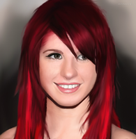 Hayley - Paramore by redchaos187