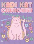 KadiKat Crunchies Poster by x-SuperTramp-x