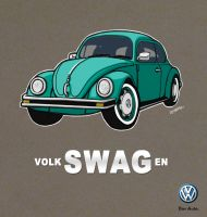 Volkswagon by B-E-Z-A
