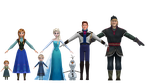 Frozen Models by frede15