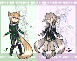 Adoptables..:Auction:... [Closed] by Mellmeow