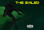 The Exiled (made with mouse only) by 123leyang321