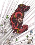 The Flash by Burke73