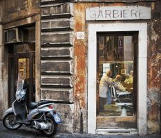 Barbiere by Stilfoto