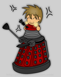 Glomp a Dalek by Jace-san