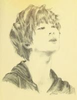 tired onew. by byshirayuki