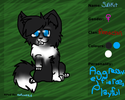 Softkit of Reedclan by KatWolfKid