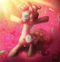 Pinkie Pie by possim