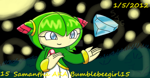 Cosmo The Seedrian by bumblebeegirl15