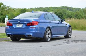 The New M5 by MedigoFlame