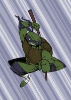 Donatello by MarKomik