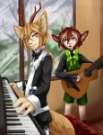 SM: We found a music room by WolfsNeverDie