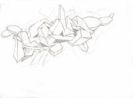Old Graff Scan by ViralObsession