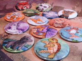 Pocket Mirrors Hooray by Starrydance
