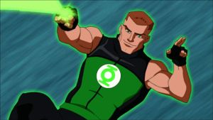 Green Lantern-Guy Gardner by Tsotne-Senpai