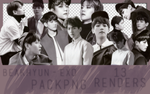 +PNG||Baekhyun||EXODUS Concept|| by StayInTheGalaxy