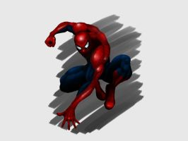 Spiderman by Vanni01