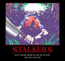 Stalker Demotivational by DarkKnight0001