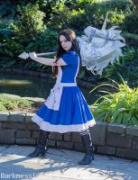 Alice is Ready by MFM-Photography