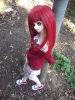 A stroll in the Park by ImoutoCazzie
