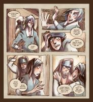 Webcomic - TPB - The Slave Ship - Page 4 by Dedasaur