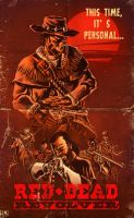 Red Dead Revolver by W-Orks