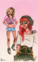 Maybe they're vain. by x--blackrose--x