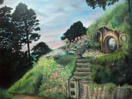 The Shire by Vibraven333