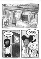 Welcome to the British Museum pg6 by Vez