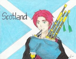 Scotland- Finish by flor03