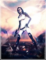 Miranda Lawson: Consider this my resignation by TruePrince