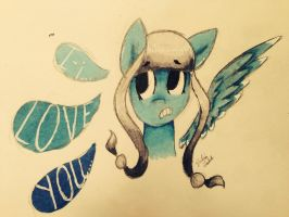 Copic Doodle by SylveonDreams