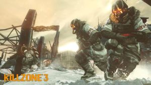 KillZone 3 PSP Wallpaper 2 by B4H