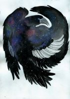 All-universe Magpie by Gawarin