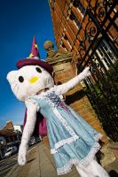 Hello Kitty Costume 01 by CorpseEsproc