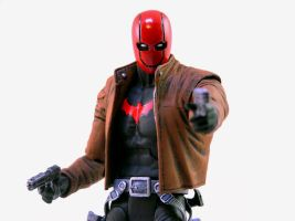 Red Hood (Jason Todd) 1 by AnthonysCustoms