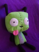 GIR from Invader Zim by iamwinterborn