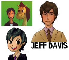 Jeff B. Davis by Do0dlebugdebz