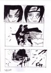 Itachi gets his comeupance by Uchiha-fan-club