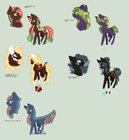 Inspiration Ponyfication Challenge 11 *OPEN :V* by REDandYELLOWZ