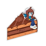 Comm. Food sticker. Mon by 13VOin