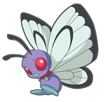 Butterfree by Sugarcup91